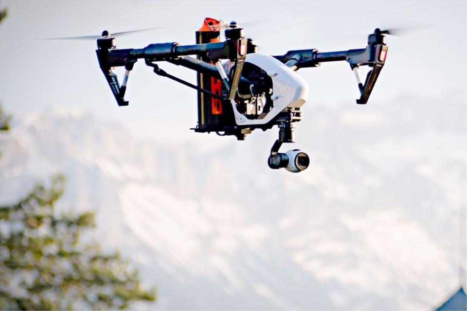 Imagem de Apple solicitou permissão do governo americano para testar uso de drones no tecmundo