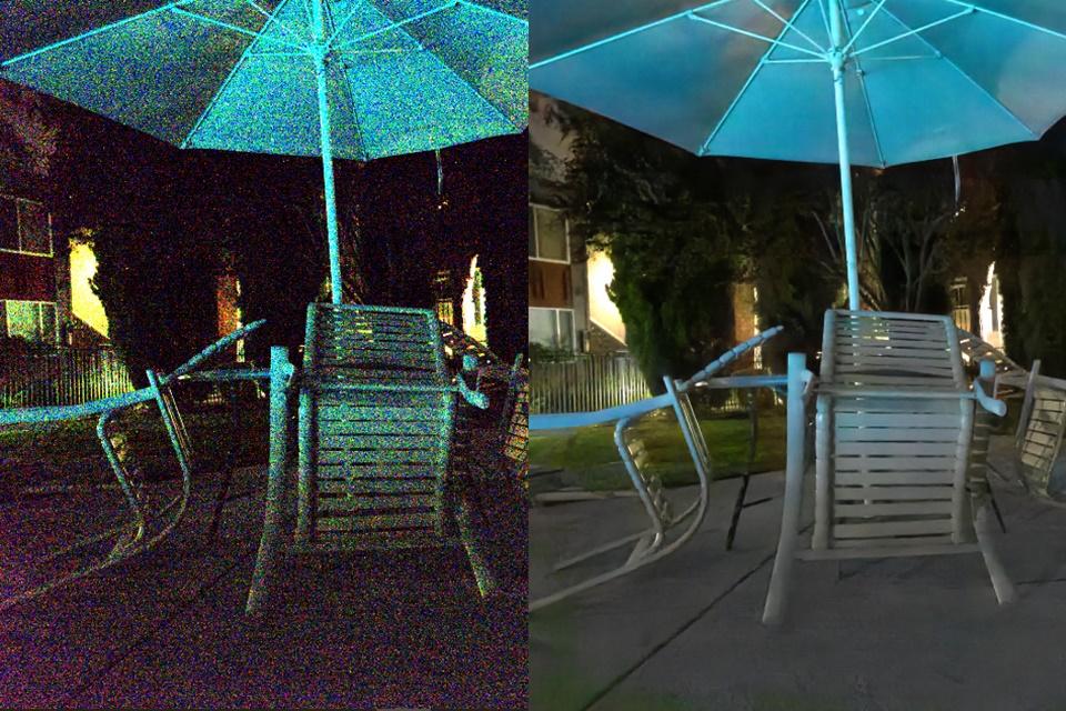 Imagem de Machine Learning melhora consideravelmente fotos em ambientes escuros no tecmundo