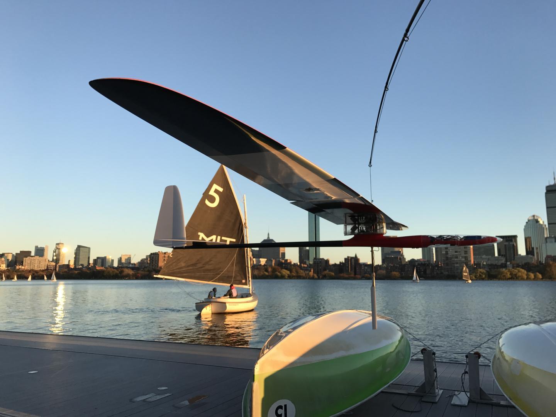 Imagem de Drone autônomo do MIT domina não apenas os ares, mas também as águas no tecmundo