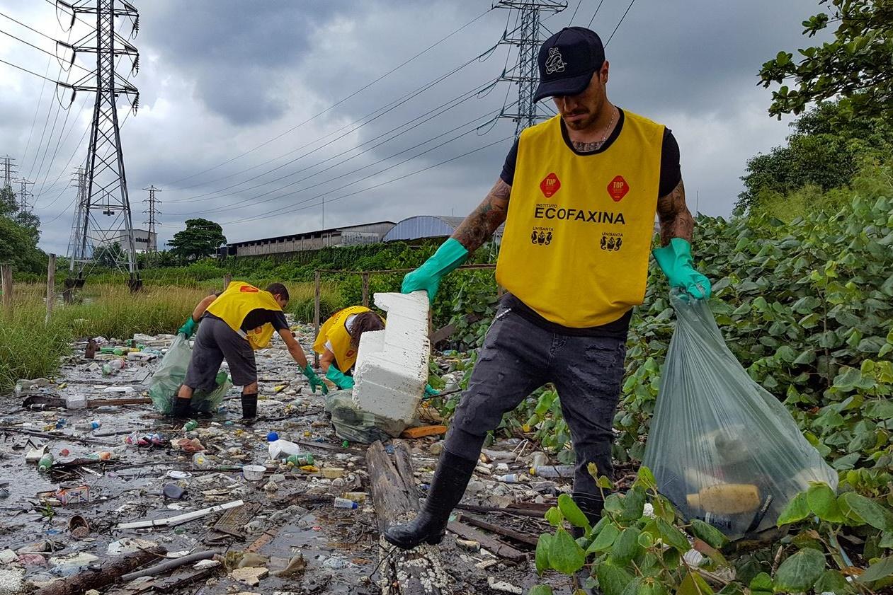 Imagem de Acidente de laboratório no Ceará poderá amenizar a poluição em todo o mundo no tecmundo