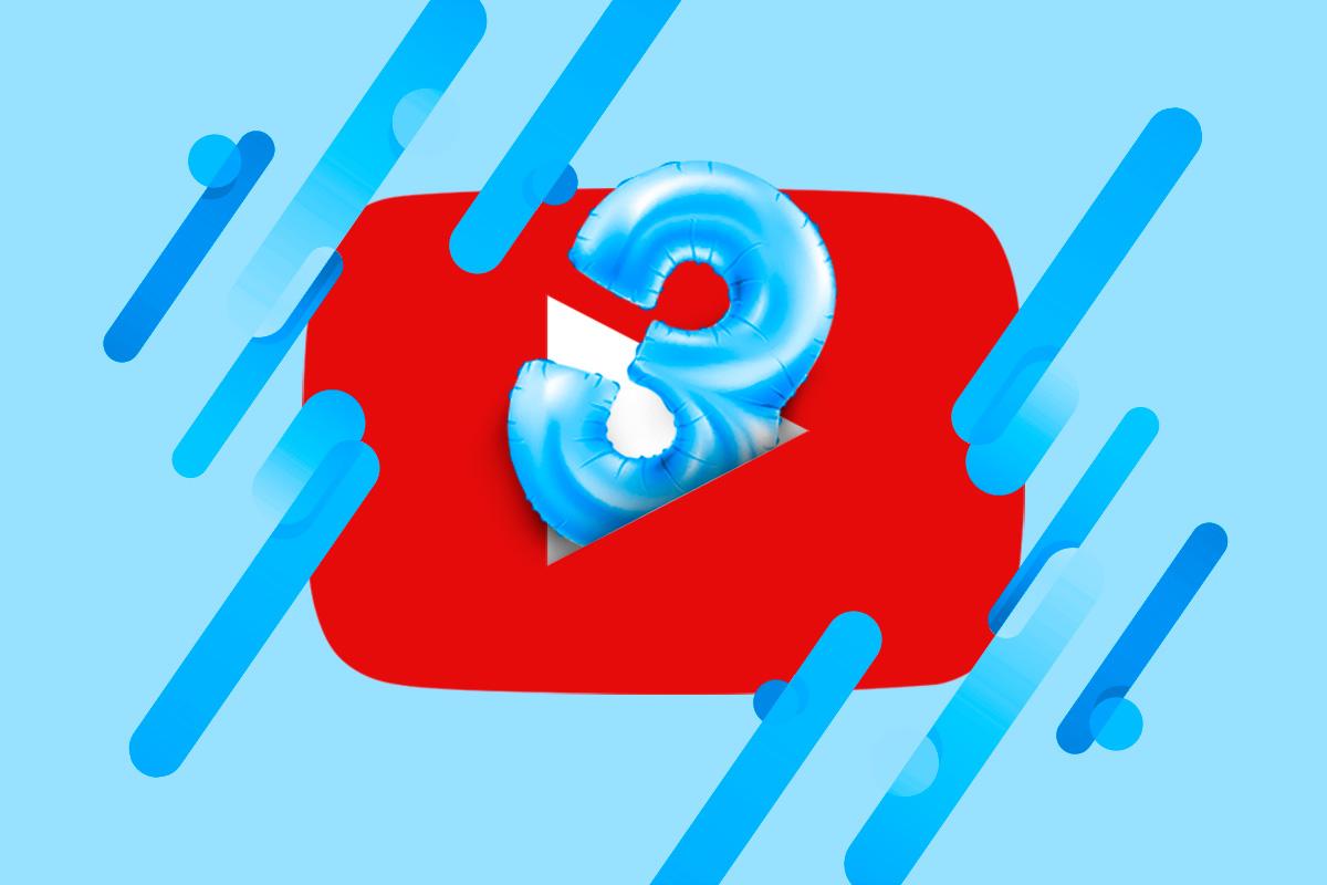 Imagem de Um obrigado pessoal a 3 milhões de inscritos no YouTube no tecmundo