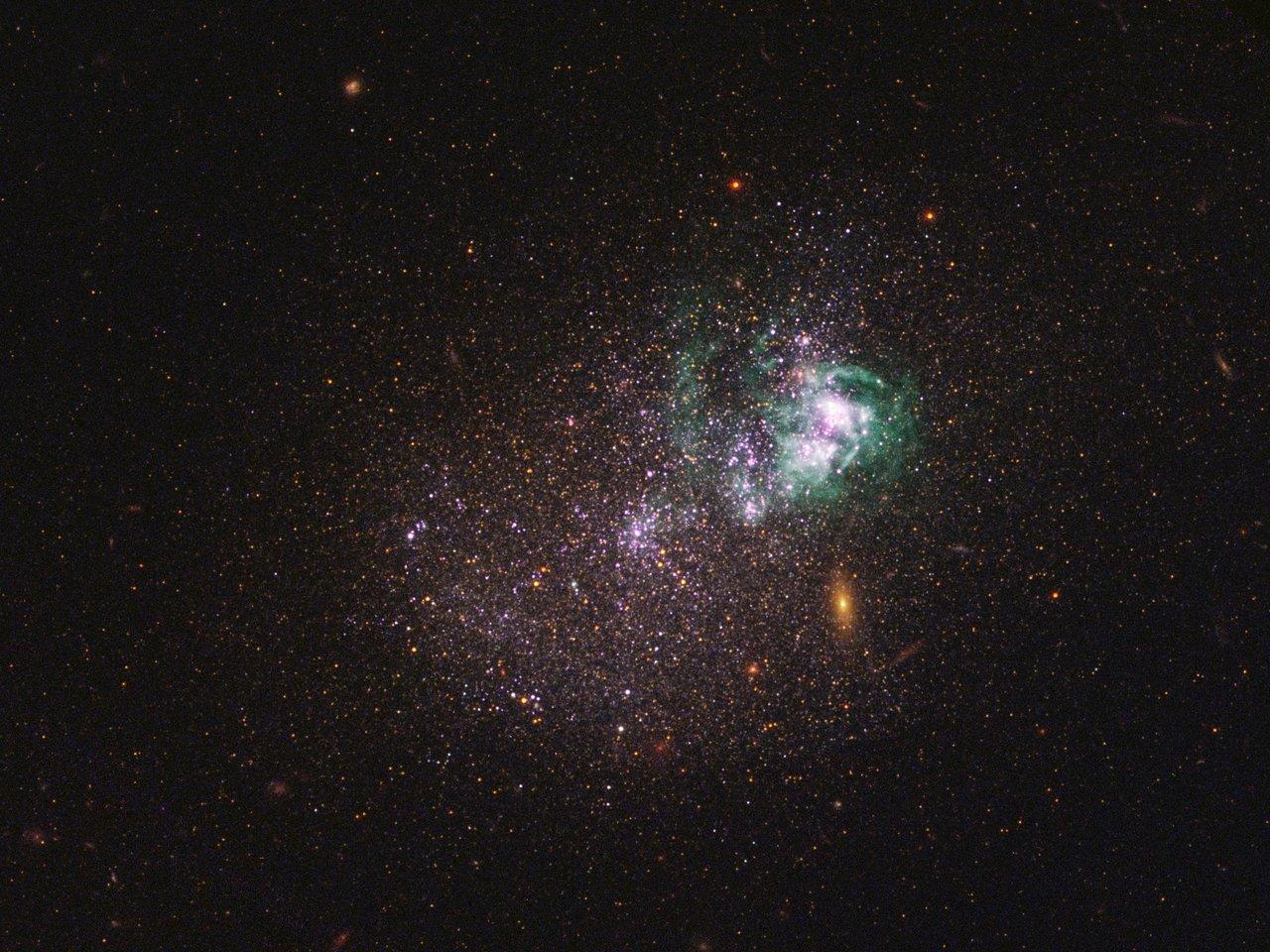 Galáxia anã