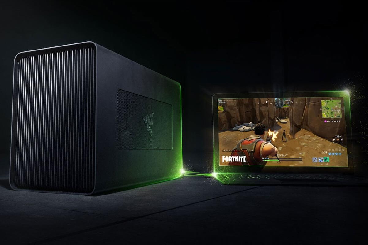 Imagem de Razer lança novo dock Core X para abrigar placas de vídeo externas no tecmundo