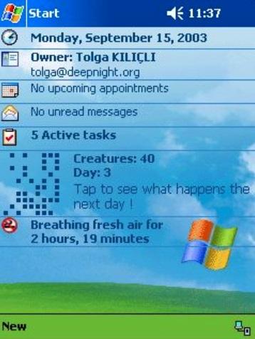 Um sistema operacional móvel.