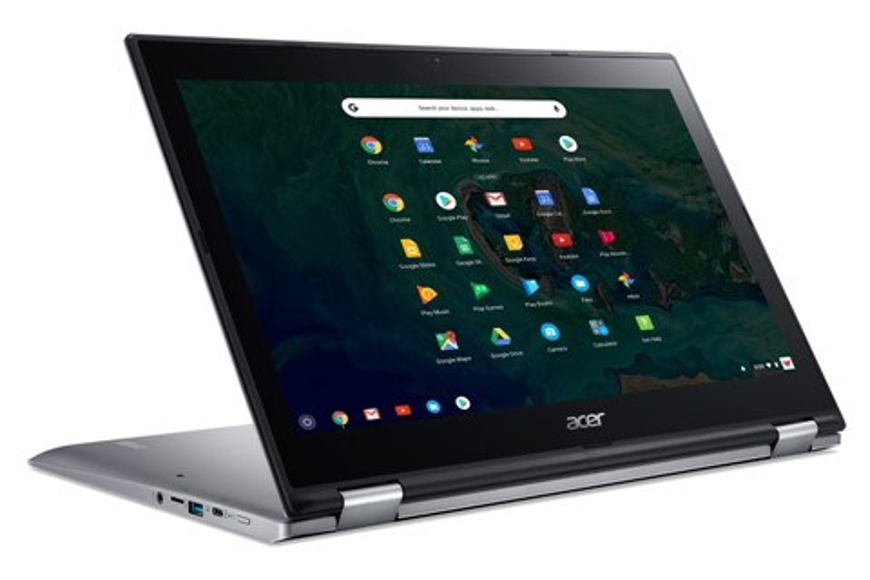 Imagem de Acer tem quatro novos Chromebooks – e até um de 15 polegadas conversível no tecmundo