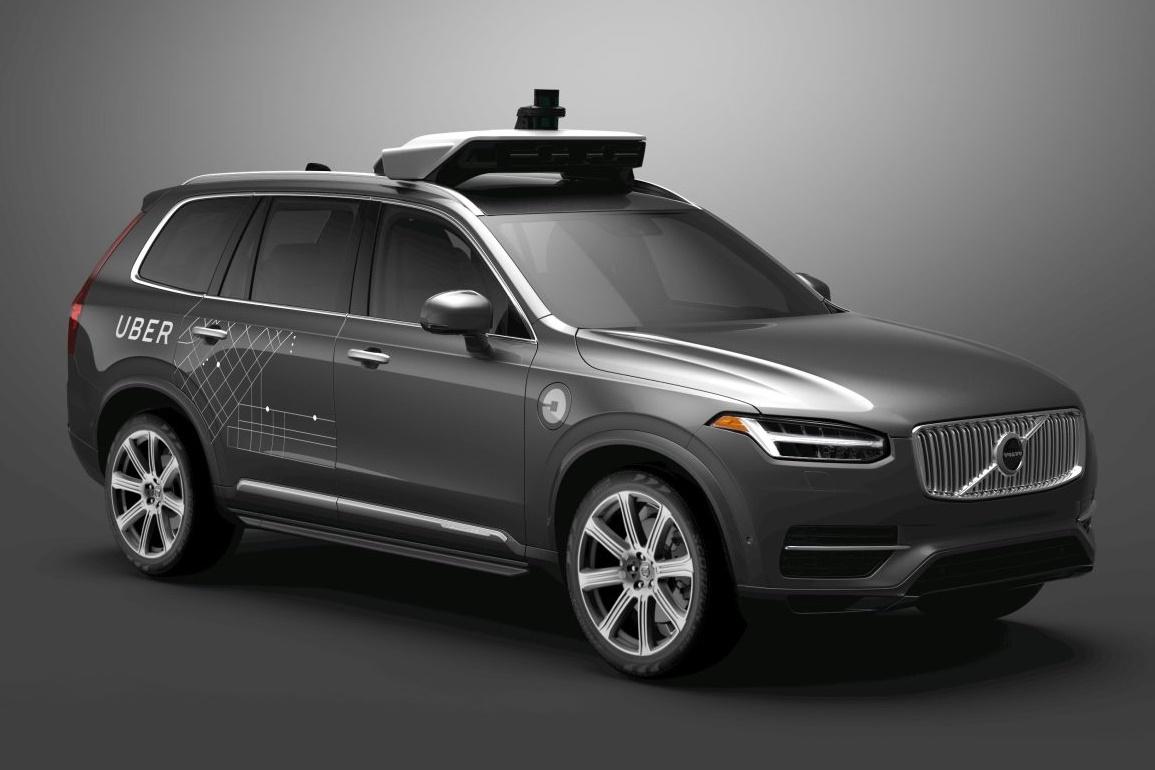 """Imagem de Carro autônomo da Uber que matou ciclista """"não foi programado para frear"""" no tecmundo"""
