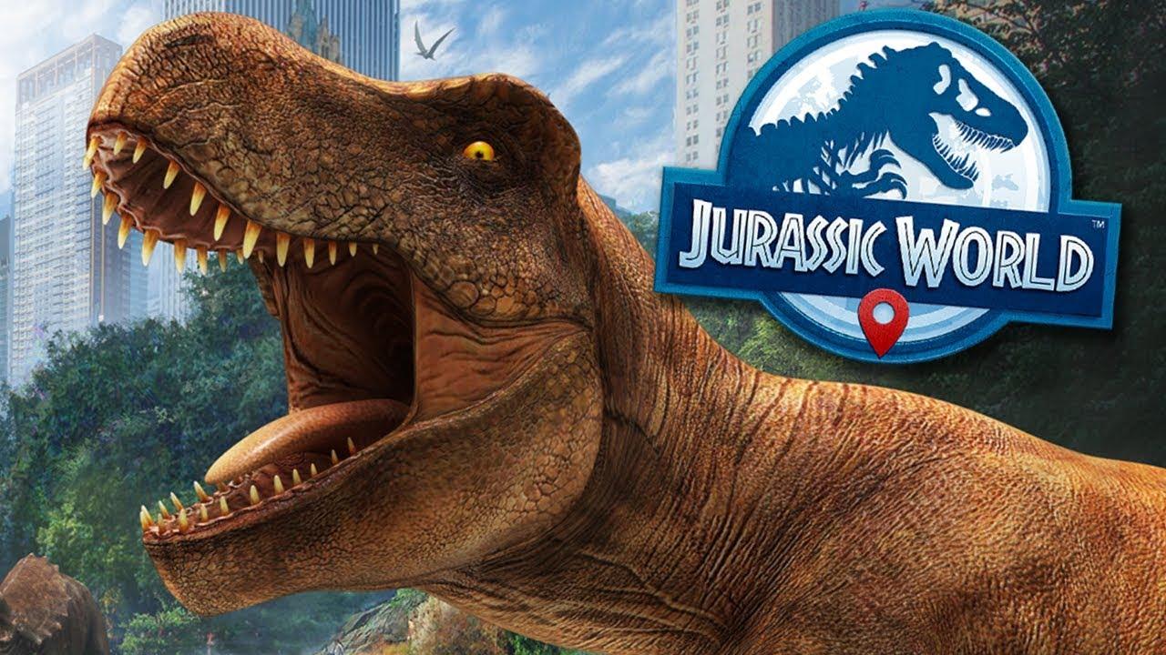 Imagem de Jogo Jurassic Park Alive usa realidade aumentada como em Pokémon GO no tecmundo