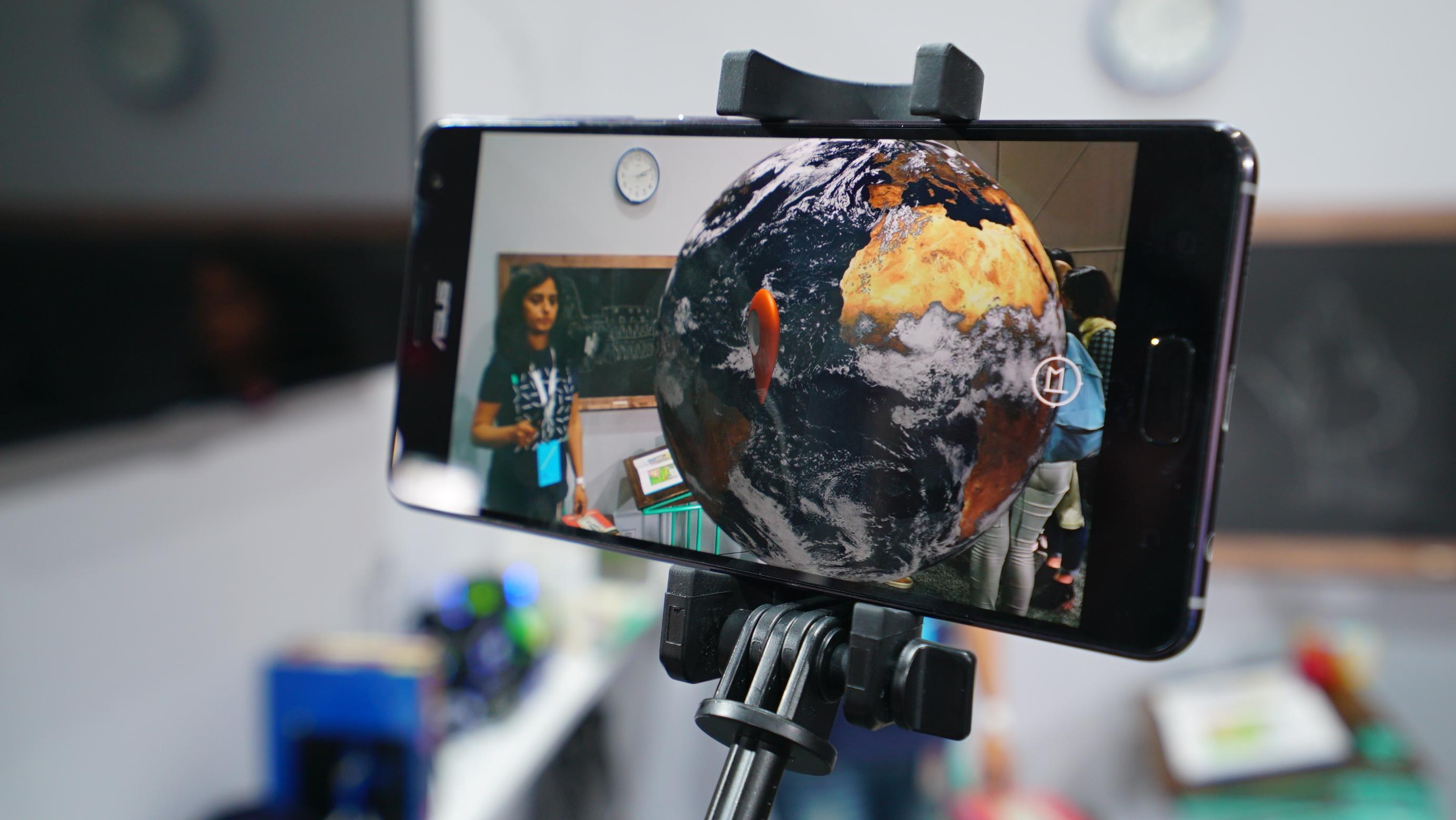 Imagem de App de realidade aumentada Expeditions é gratuito para Android e iOS no tecmundo