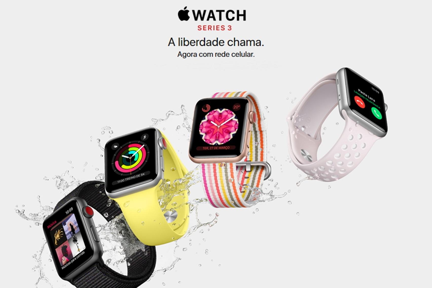 Imagem de Apple Watch 4G já tem data para chegar ao Brasil, mas só em uma operadora no tecmundo