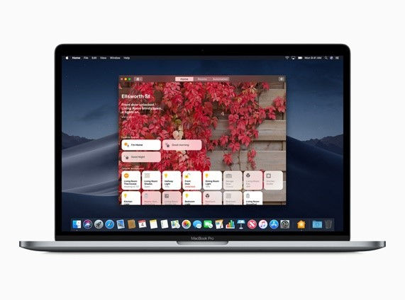 macos mojave apple