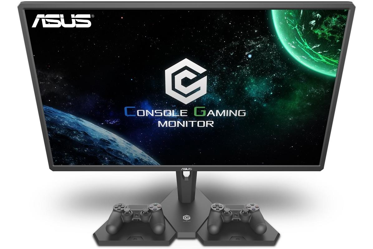 Imagem de ASUS lança novos monitores gamers para PC e consoles no tecmundo