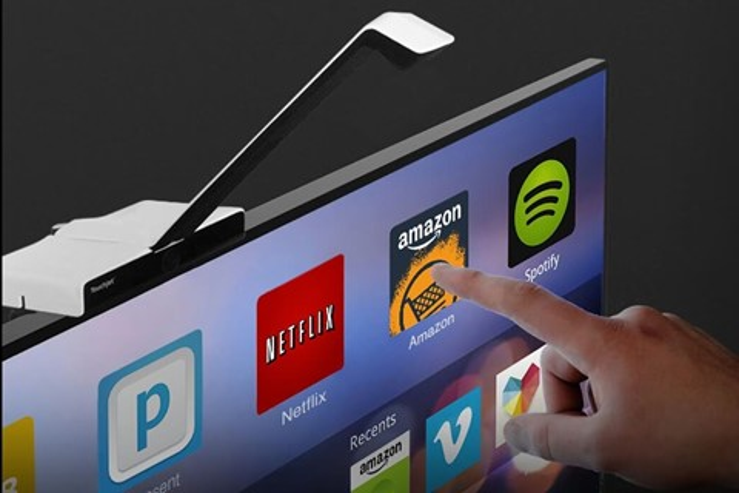 Imagem de Projetor interativo transforma qualquer TV em um tablet gigante no tecmundo