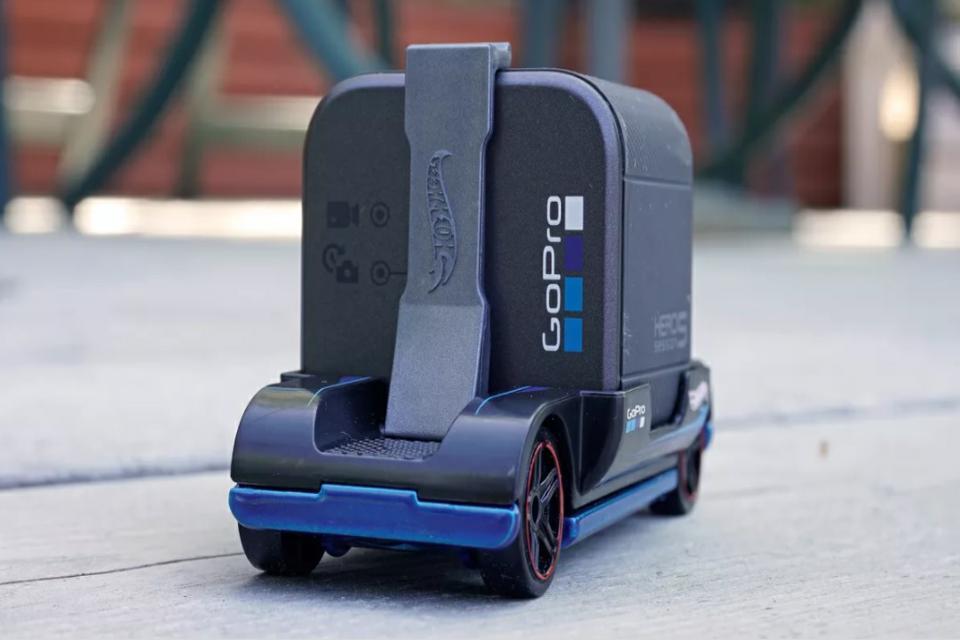 Imagem de Hot Wheels lança modelo de carrinho com adaptador para câmeras GoPro no tecmundo