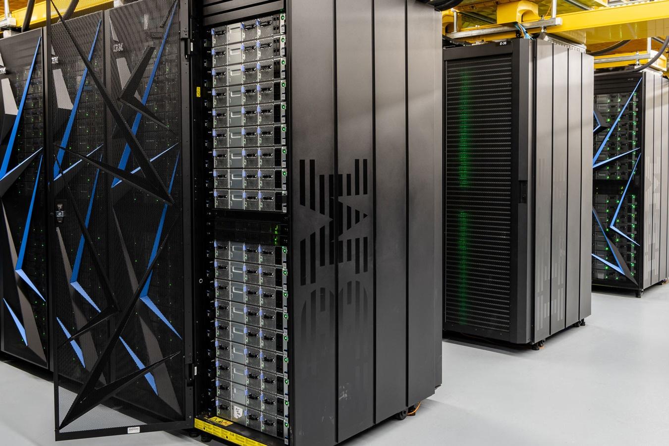 Imagem de Novo supercomputador mais poderoso do mundo entra em operação nos EUA no tecmundo