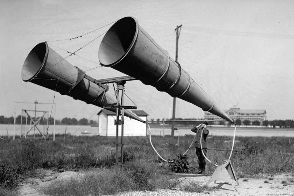 Imagem de Você tem ideia de como aviões eram detectados antes da invenção do radar? no tecmundo