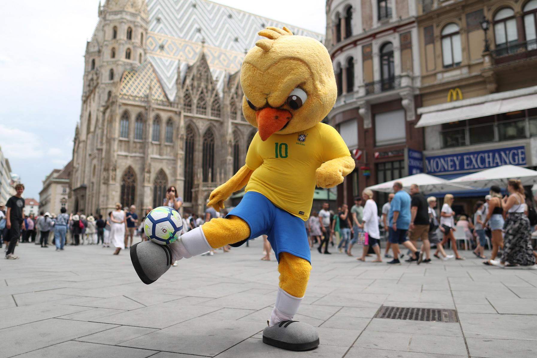 Imagem de Inteligência artificial prevê o Brasil como campeão da Copa do Mundo no tecmundo