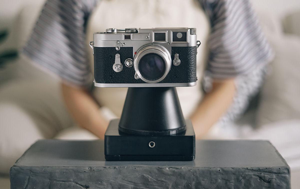 Imagem de Case especial transforma sua câmera analógica de 35 mm em uma Polaroid no tecmundo