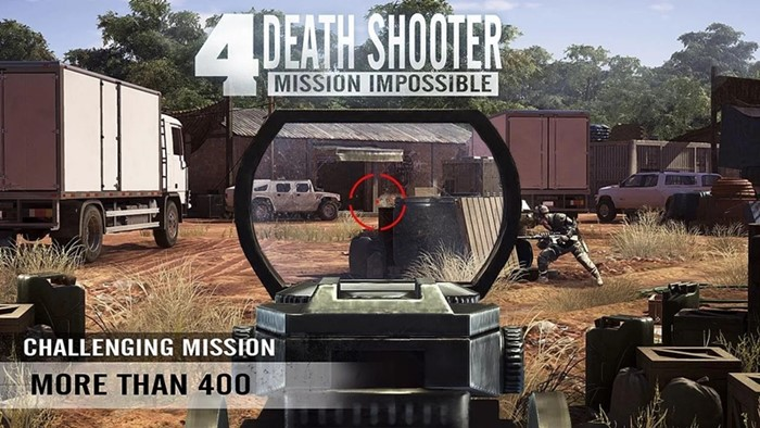 Death Shooter 4