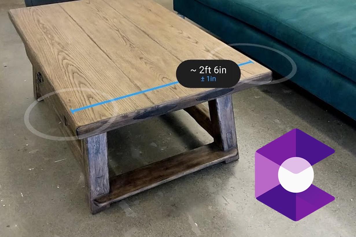 Imagem de Google libera Measure, app de medição em AR, para mais aparelhos Android no tecmundo