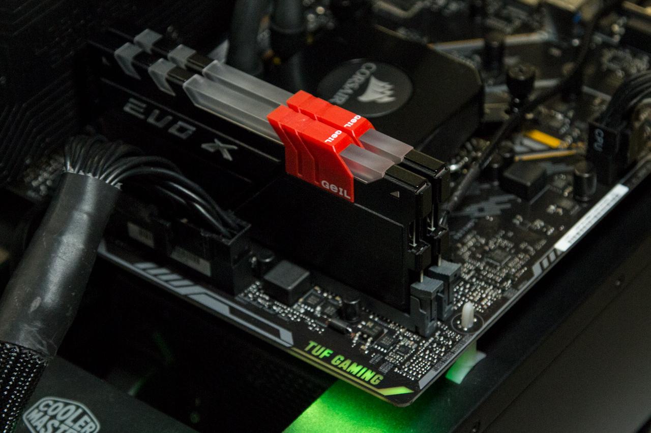 RGB na ASUS TUF H310 Gaming
