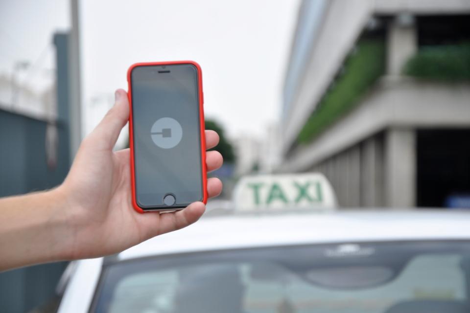 Imagem de Denúncia da Uber contra práticas abusivas de taxistas é arquivada no tecmundo