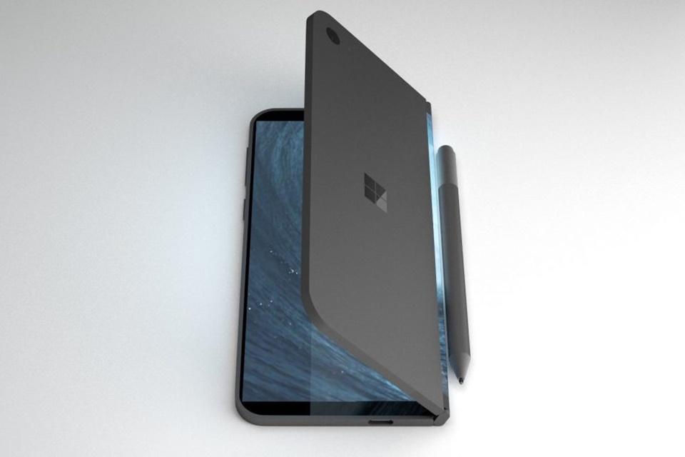 """Imagem de Fãs criam abaixo-assinado para Microsoft não """"matar"""" o Surface Phone no tecmundo"""