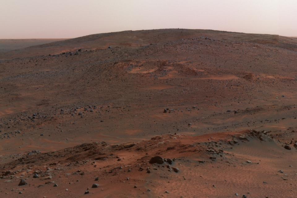 Imagem de Airbus desenvolve robô para coletar amostras do solo em Marte no tecmundo