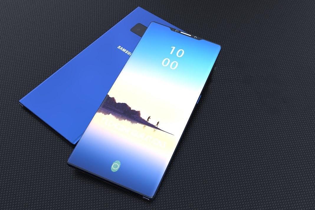 """Imagem de Vaza suposta """"imagem real"""" do Galaxy Note 9 no tecmundo"""