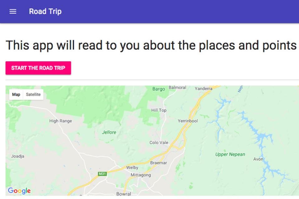 Imagem de  Aplicativo funciona como guia turístico lendo a Wikipédia para você no tecmundo