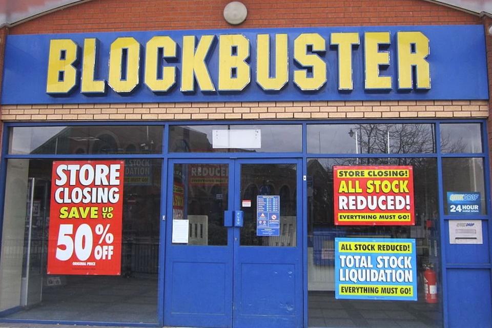 Imagem de Rede Blockbuster respira por aparelhos com apenas uma única loja no planeta no tecmundo
