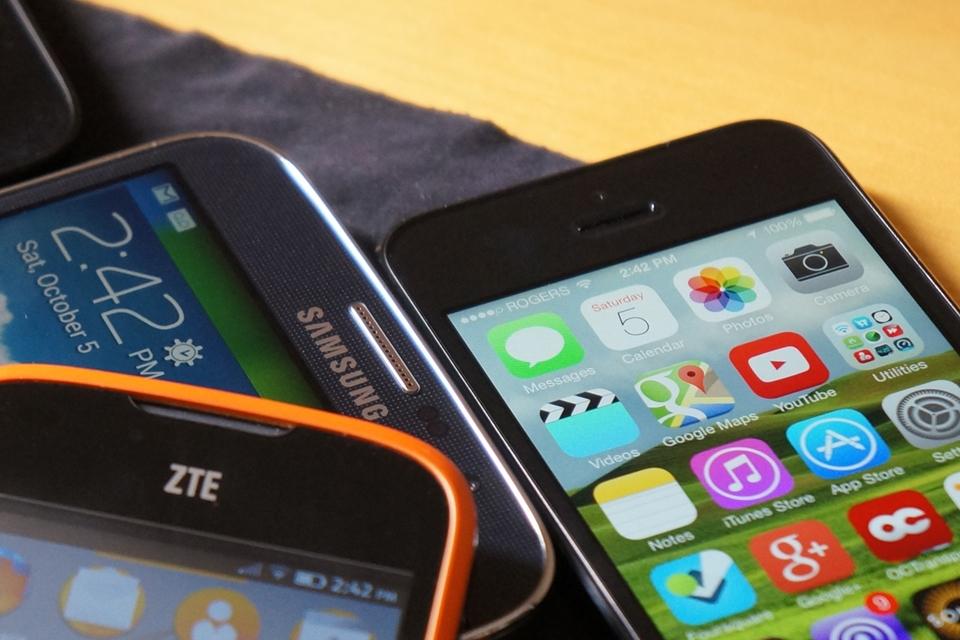 Imagem de Apple e Samsung lideraram o mercado mobile nos EUA no 2º trimestre no tecmundo