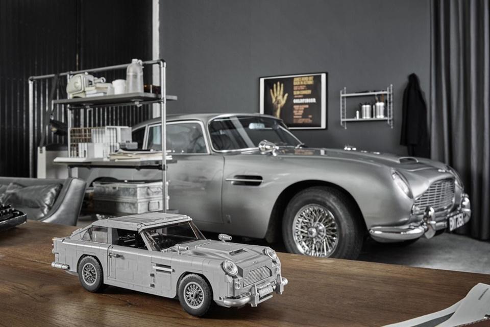 Imagem de Clássico! Abram alas para o LEGO Aston Martin DB5 do James Bond no tecmundo