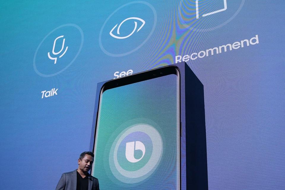 Imagem de Samsung pode lançar smart speaker com Bixby junto com o Galaxy Note 9 no tecmundo