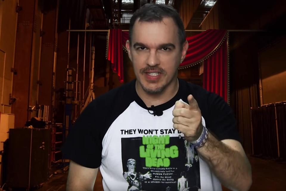 Imagem de Youtuber é gente, sim #12: Getro no tecmundo