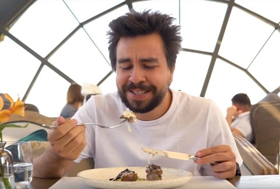 Imagem de Youtuber é gente, sim #12: Coisas Que Nunca Comi no tecmundo