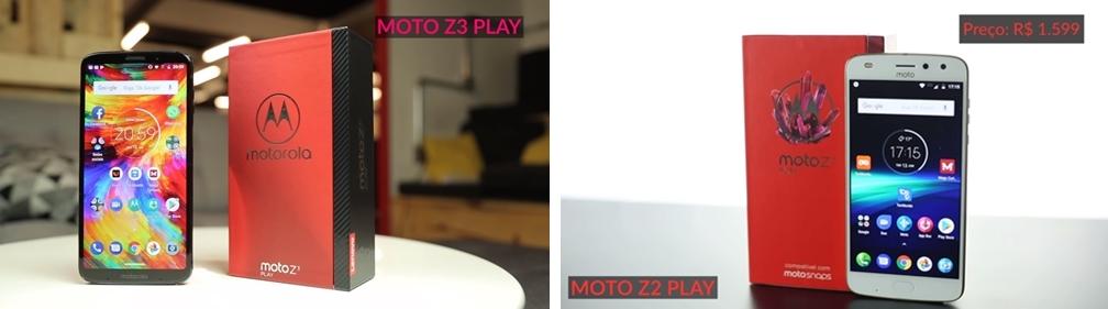 Moto Z3 Play vs Moto Z2 Play