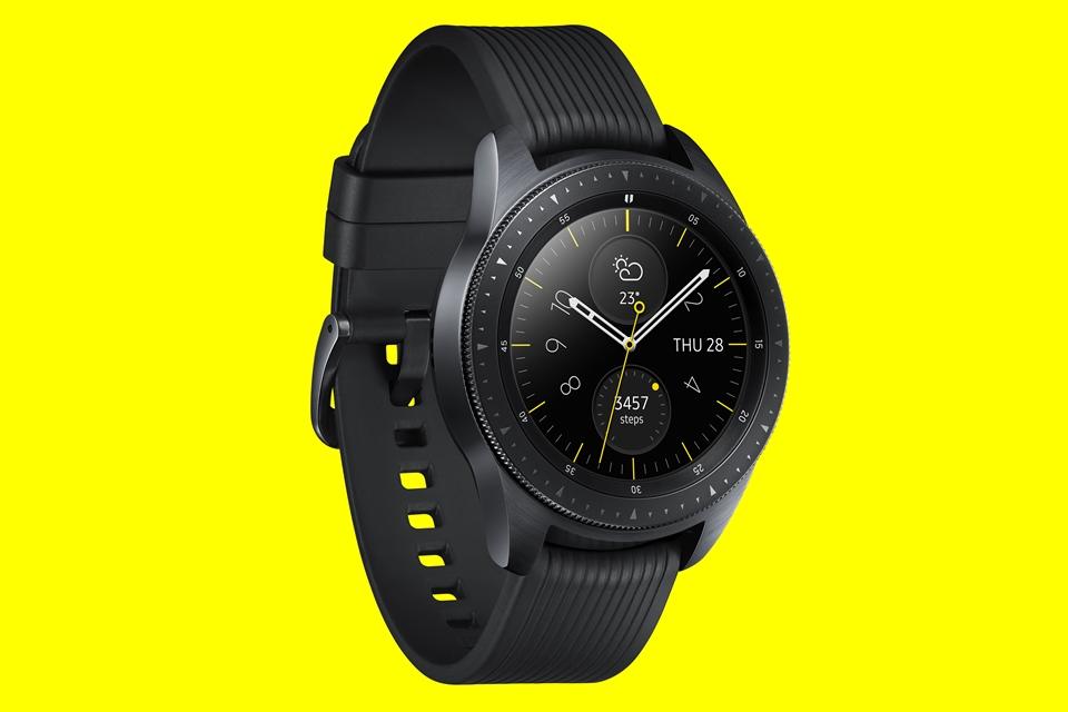 Imagem de Galaxy Watch é anunciado como o novo smartwatch da Samsung no tecmundo