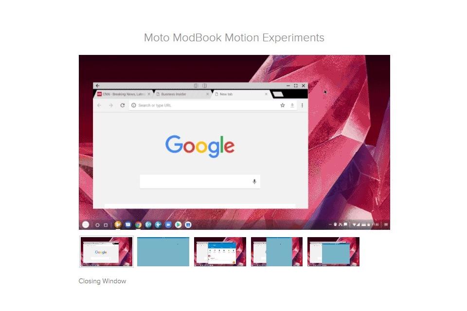Imagem de Motorola pode 'ressuscitar' Lapdock do Atrix para transformar Moto Z em PC no tecmundo
