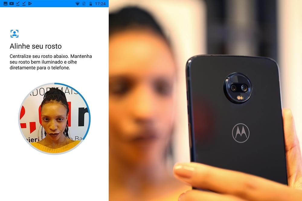 Imagem de App de desbloqueio facial da Motorola é disponibilizado na Play Store no tecmundo