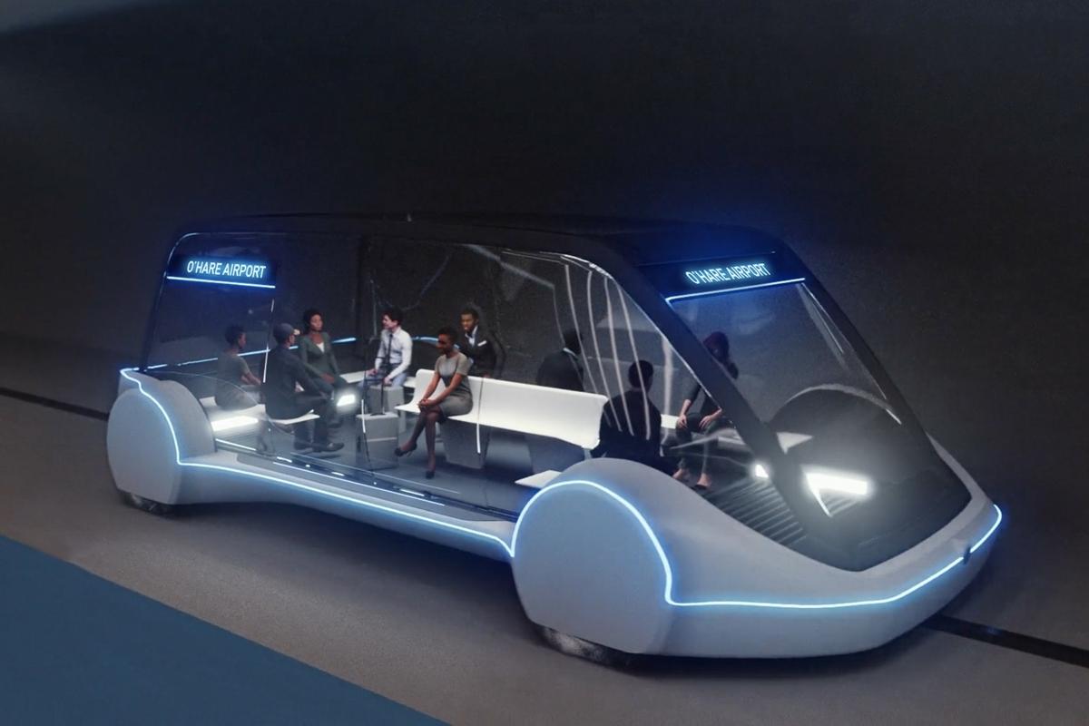 Imagem de Elon Musk vai construir túnel para acesso rápido a estádio de beisebol no tecmundo