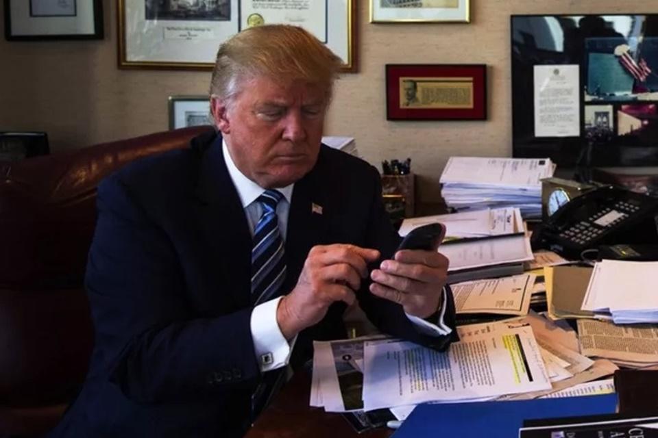 Imagem de Trump acusa Google de esconder notícias boas sobre ele e promete agir no tecmundo