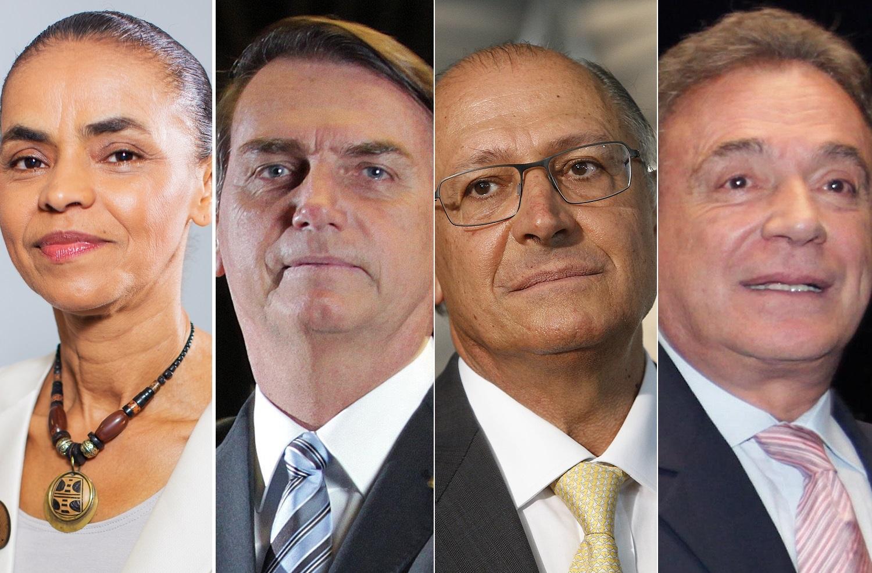 Imagem de Bolsonaro, Alckmin, Marina e Dias: candidatos que mais usam robôs de spam no tecmundo