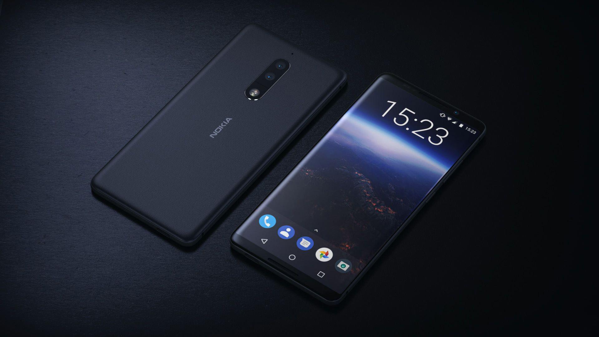 Imagem de Com câmera diferente e misteriosa, Nokia 9 tem suposta imagem vazada no tecmundo