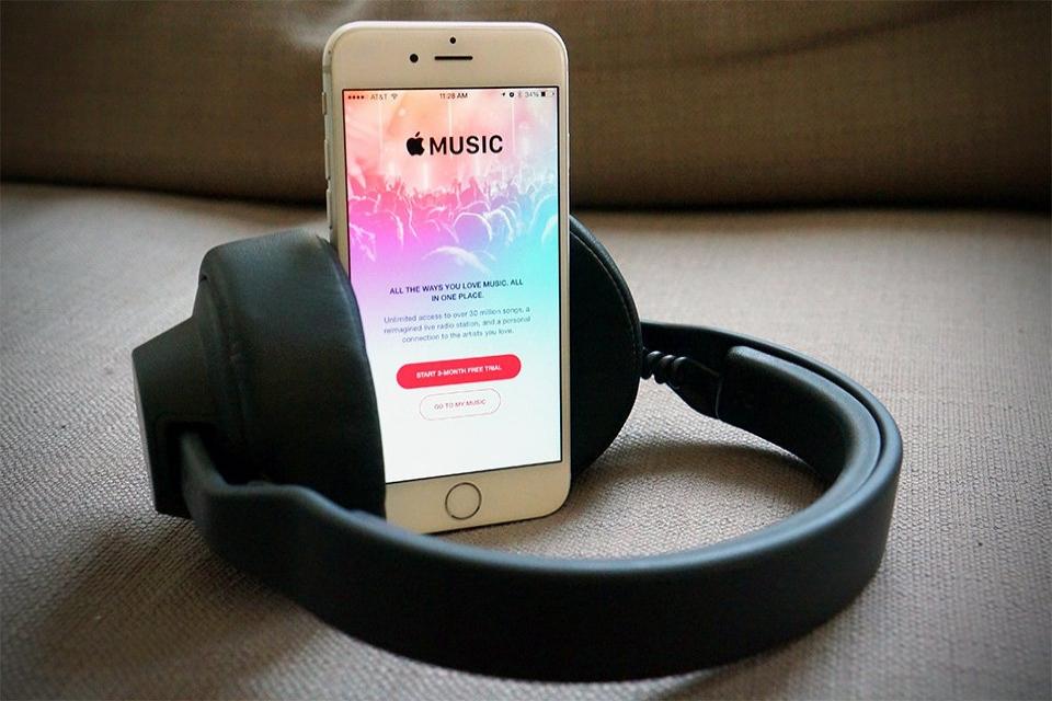 """Imagem de Apple Music lança uma série de 116 playlists das """"100 mais tocadas"""" no tecmundo"""