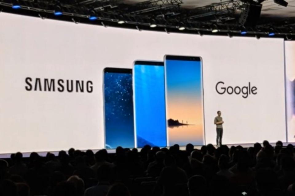 """Imagem de Google e Samsung se unem para popularizar """"SMS"""" do futuro no tecmundo"""
