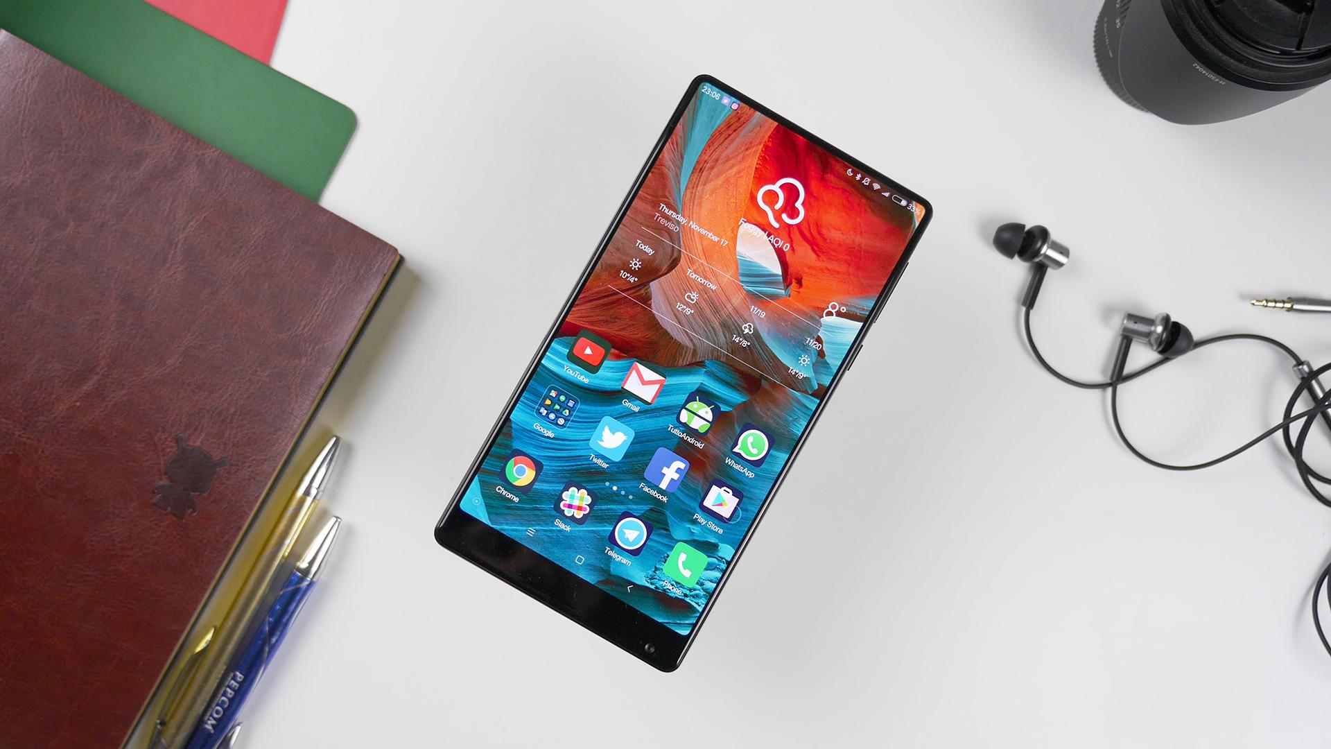 Imagem de Xiaomi Mi Mix 2S com 128 GB de espaço entra em oferta por menos de R$ 2 mil no tecmundo