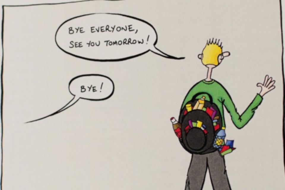 Imagem de Funcionário do Google publica livro de tirinhas satirizando a empresa no tecmundo