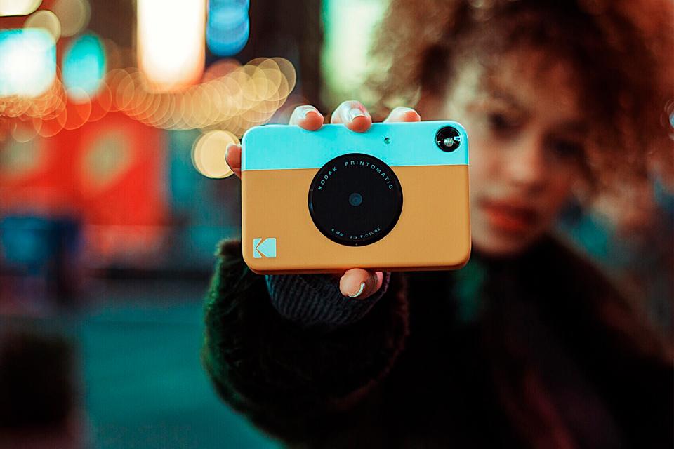 Imagem de IFA 2018: descobrimos o que a lendária Kodak está fazendo atualmente no tecmundo