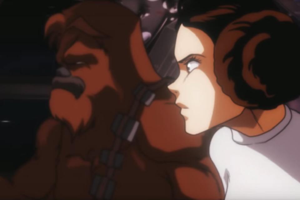 Imagem de Fã recria trailer de Star Wars ao estilo anime dos anos 80 no tecmundo