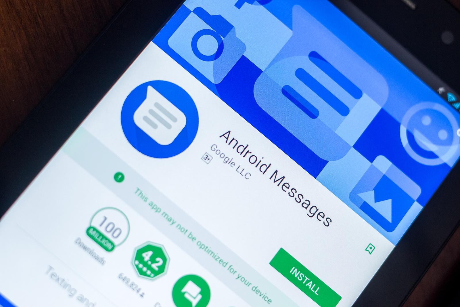 Imagem de Android Messages ganha novos recursos de busca para seus SMSs no tecmundo